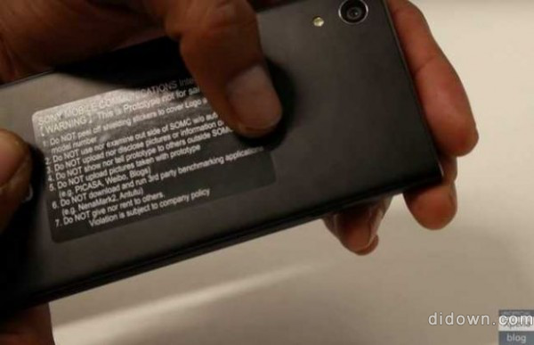 这样的窄边框有毒!索尼Xperia XA 2真机谍照曝光