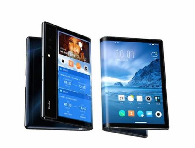 华为首款【可折叠】手机发布倒计时:三天!
