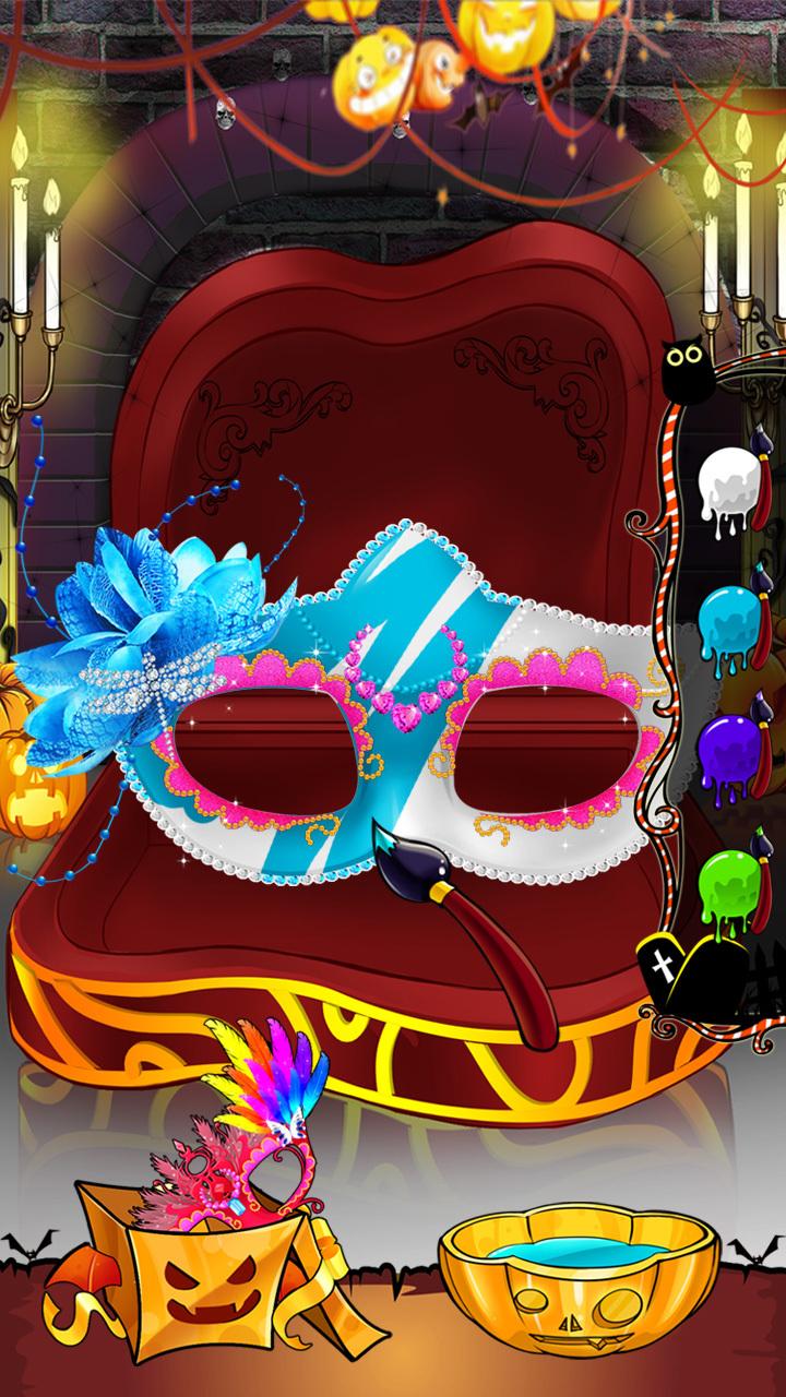 万圣节面具沙龙第0张