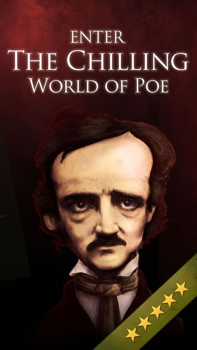 iPoe - The Interactive and Illustrated Edgar Allan Poe Collection 4.7.1第3張
