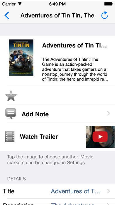 MovieScanner 2.3第1张